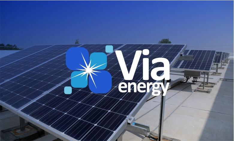 Via Energy home imagem logo