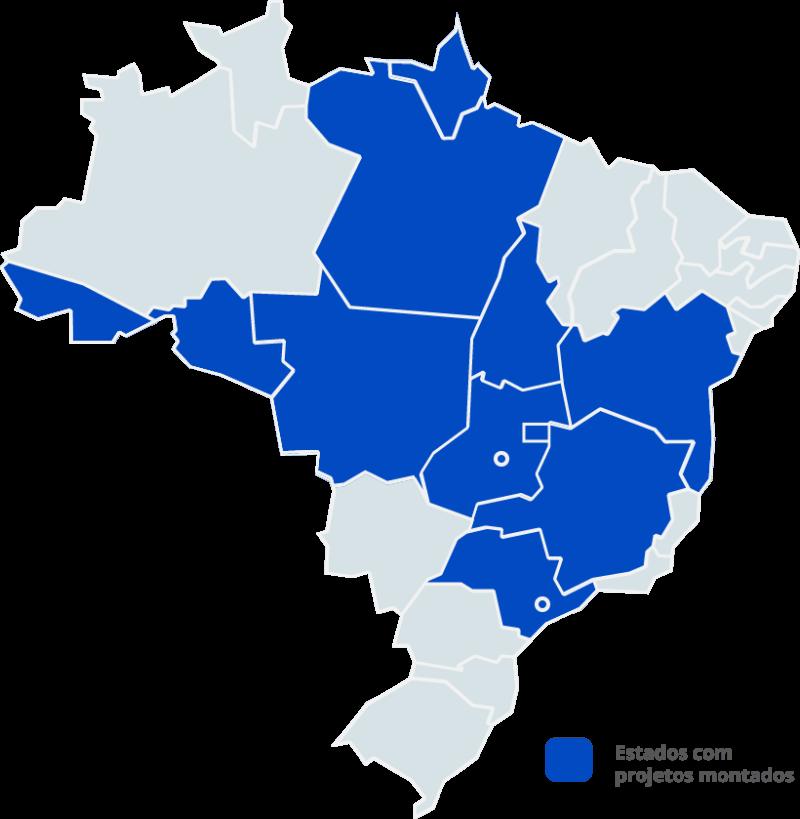 Via Energy imagem mapa